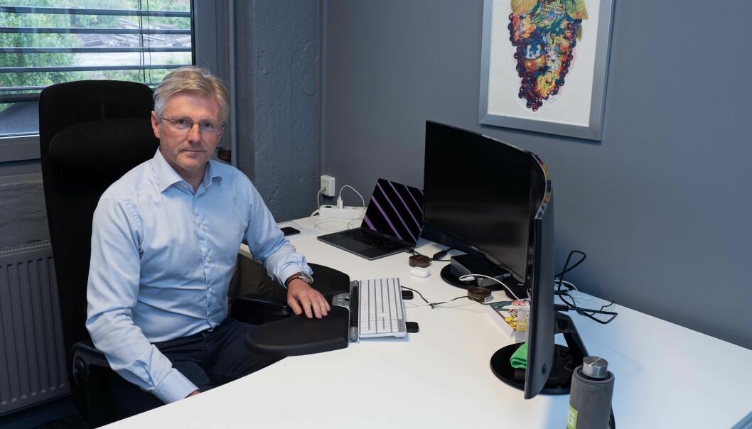 RØRKJØPLEDER: Tony Støkkebo er ny styreleder i Rørkjøp etter en turbulent periode med strid om lederjobben.