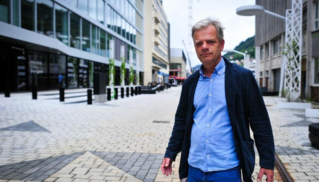 POPULÆRT: KEM-studiet på Fagskolen i Bergen er svært populært, men noe fulltidsstudie blir det foreløpig ikke, ifølge rektor Torbjørn Mjelstad.