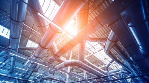 Halverer klimabelastningen fra VVS-installasjoner