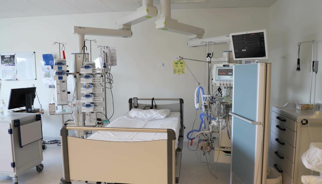 VENTILASJON: Ahus inngikk ny rammeavtale for både ventilasjon, kulde og automasjon – inkludert spesialanlegg for den medisinske virksomheten.