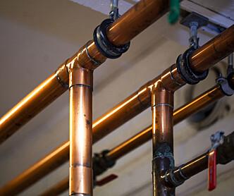 Stort potensial for energisparing tilknyttet varmtvann