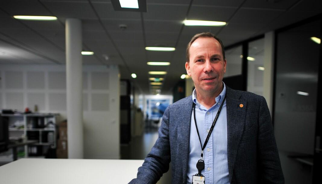ETTERLYSER DIALOG: Ole Døsvik går fra Multiconsult til Vestland Fylkeskommune. Han skulle ønske dialogen mellom aktørene i VVS-bransjen var bedre.