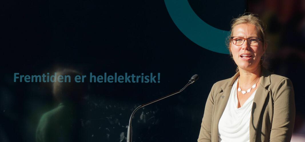 TEK-BLANDING: Mange kunder vil gjøre mye mer enn bare å følge tek, men de som ikke skal drifte selv, vil bare følge minimumskravene, forteller konserndirektør Kristin Olsson Augestad i Multiconsult.