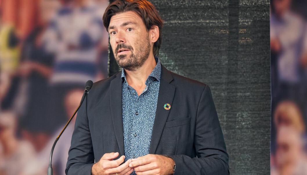 SKIFT: Anders Fylling forteller om store ambisjoner i Skift-notatet for bygg, anlegg og eiendom.