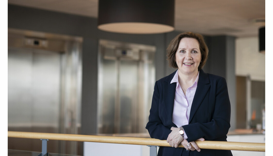 BEHOLDER: Grethe Bergly mener at Multiconsult skal klare å beholde flinke folk fra Erichsen & Horgen. Detaljene i hvordan de to selskapene skal organisere seg sammen, er ikke klare ennå.
