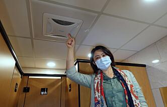 Bruker Covid-kunnskap for å utnytte ventilasjon mot influensa