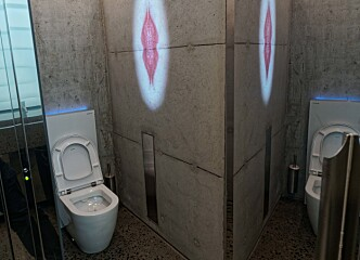 Kistefos-toalettene skulle trekke folk