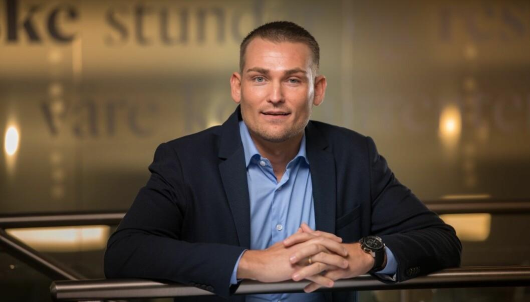 VOKSER RASKT: VikingBad i Grimstad vokser kraftig og ligger ifølge administrerende direktør i selskapet, Stein Viggo Karlsen, an til en omsetning i 2021 på over 400 millioner kroner.