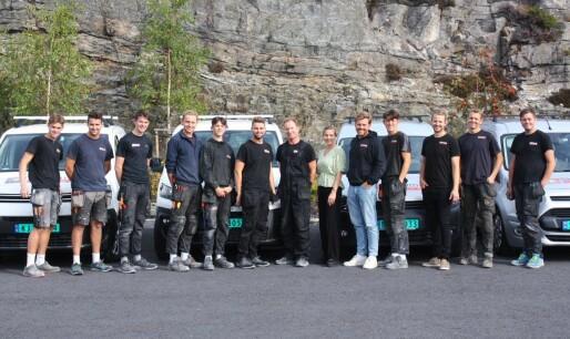 Straume Rør blir en del av VVS Norge Prosjekt