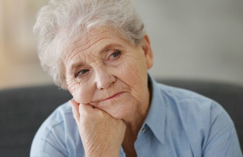 Eldre neser sliter mer med tørr luft