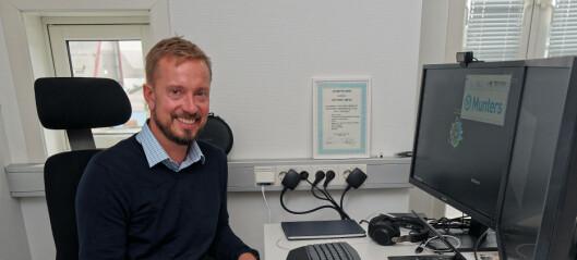 Vil du jobbe med Ole Petter?