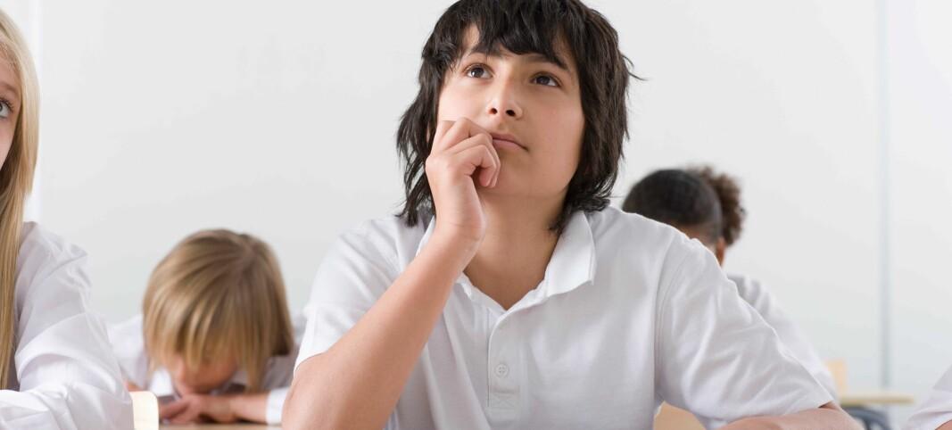 Skoleluft: Varm, tørr og giftig