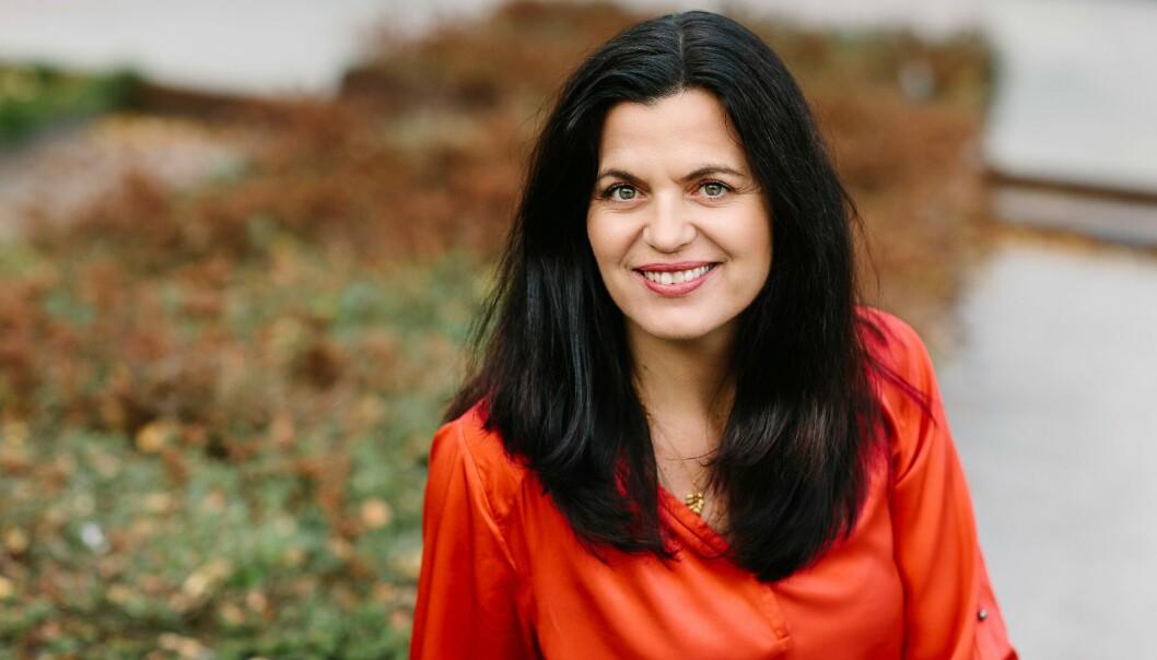 Nina Solli er ansatt som ny administrerende direktør i Byggenæringens Landsforening.