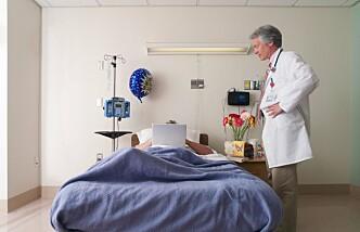 Slik får pasienten renere luft