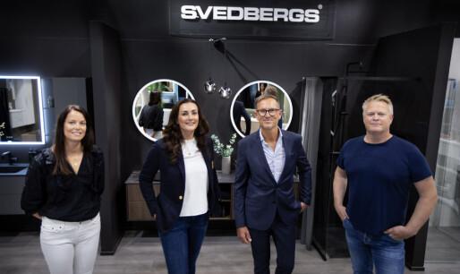 Eventyrlig samarbeid med Halvor Bakke og Svedbergs