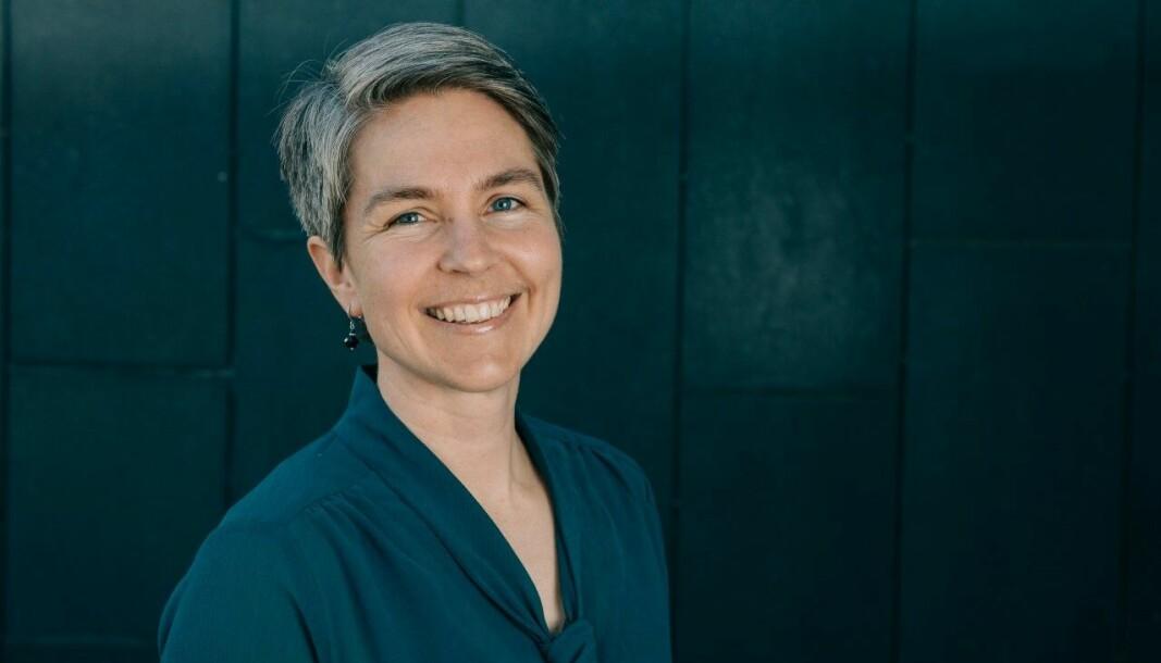 VIKTIG ROLLE: Rådgiverne spiller en nøkkelrolle i det grønne skiftet, mener ny bærekraftdirektør i Sweco, Merete Saugestad.