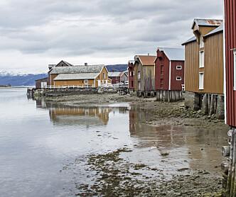 Styrker seg på Helgeland