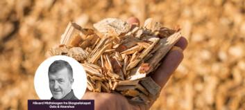 Halvdagskurs: Flis og pellets som energiløsning i moderne bygg