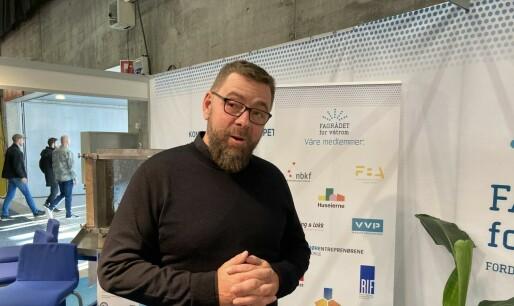 Hellstrand ny FFV-leder